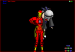 MMD Ironman +DL by Valforwing