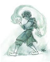 Doodle of the Day: Zuko by vitamindy