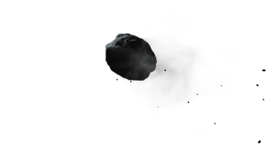 Asteroid - Stock resource by theOrzel