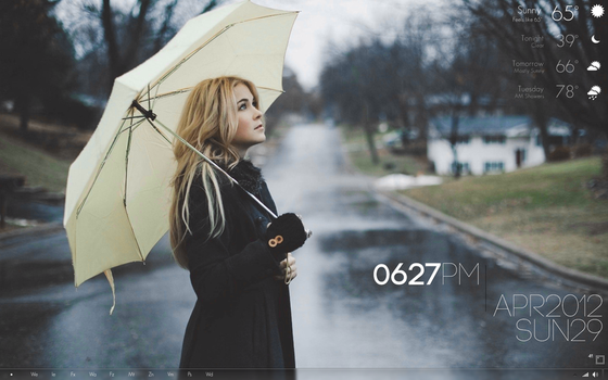 Rainy Day by In2uition