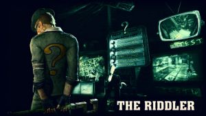 The Riddler (Edward Nigma) Wallpaper 02 by BatmanInc