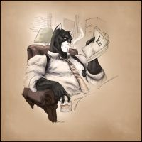 Blacksad by Kenneth Rocafort by SariSariola