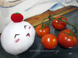 Commission- Medium Hetalia Spain Mochi by Rainbowbubbles
