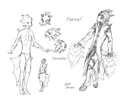 Reference: Forrul Race, Sorcerer Class by Faullyn