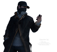 Watch Dogs - Aiden Pearce Body All 6 Render by VaasCARV3R