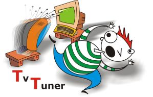 TV tunner by dccanim