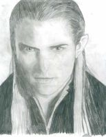 Orlando Bloom: Legolas Greenleaf by simonsaz3