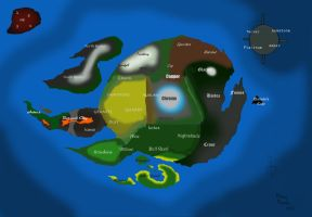 Map of Fur Affinity by MorbiusMonster
