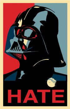 Darth Vader (Shepard Fairey) by j2Artist