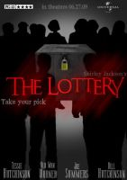 'The Lottery' Movie Poster by DEFYxxNORMALITY