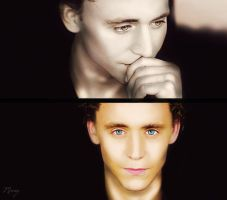 Tom Hiddleston 4 by MoonySky