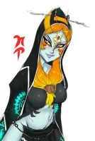 Midna X by ManiacPaint