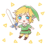 Chibi Link by RealmSpirit