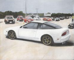 240sx in color by nismo4banger