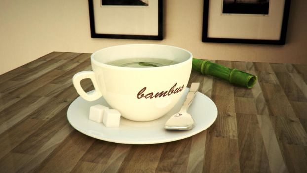 The Bamboo Tea by xpe