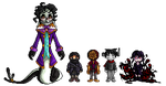 Pixel Othersiders by Seikame