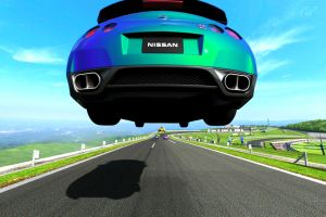 GTR it's Time to Fly by MasterSwordsmen1