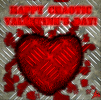 Happy Chaotic Valentine's Day by KELLA0