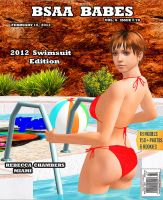 Rebecca Chambers   BSAA COVER-GIRL by blw7920