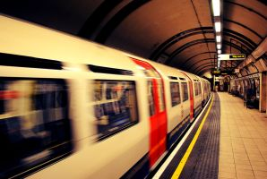 London Underground by spyder-91