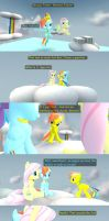 Family time in the clouds by Legoguy9875
