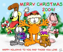 Merry Christmas 2004 by lambini
