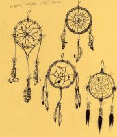 dream catcher ideas by FreakZone13