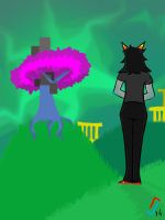 Terezi's Land by JeraBerkana