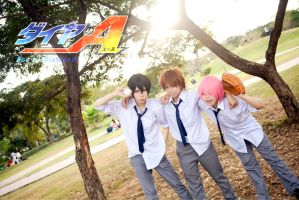 Ace of Diamond: We're the future by Lishrayder