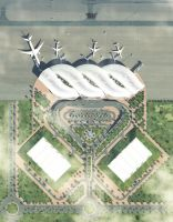 Abha Airport Proposal 6 by M-Salman