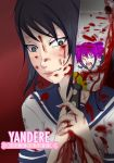 yandere chan fan art by bixxa