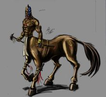 Warhorse Colored by gwdill