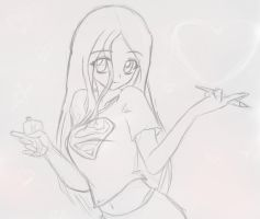 Me in Shojo style. by soul-less-puppet