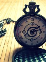 The Pocketwatch. by DragonGirl983