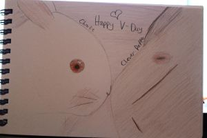 V Day Love by OceanLore