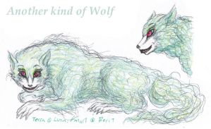 Another kind of Wolf by WAH-HOO