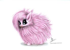 Fluffle Puff by Kobra333