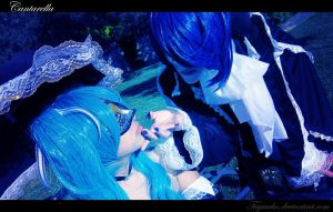Vocaloid - Enticing by Taymeho