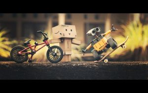 Danbo said : COOoolll... ! by ankgas