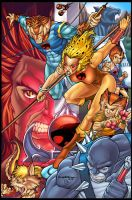 Thundercats....HOOO! by spidey0318
