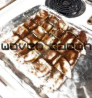 Woven Bacon by ionsandatrophy