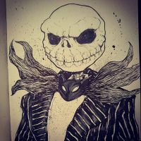 Jack Skellington by MikimusPrime
