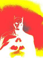Batman Heated Up by onetouchtakeover
