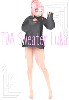 TDA Sweater Luka [DL] by FluffyGuffy