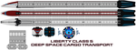 Liberty class 5 deep space cargo  transport by bagera3005