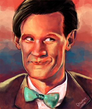 Matt Smith by debsten