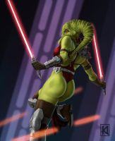 Twi'lek Sith 2 by sugarsart