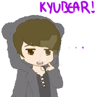 KYUBEAR! W.I.P by CheekyFlower