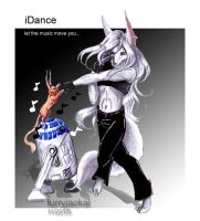 iDance by furry-jackal