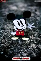 Micky Mouse by dfordesmond